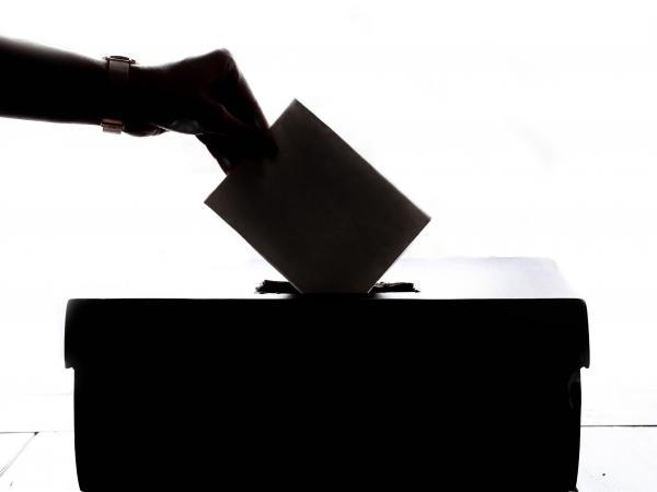 Photo ballot box