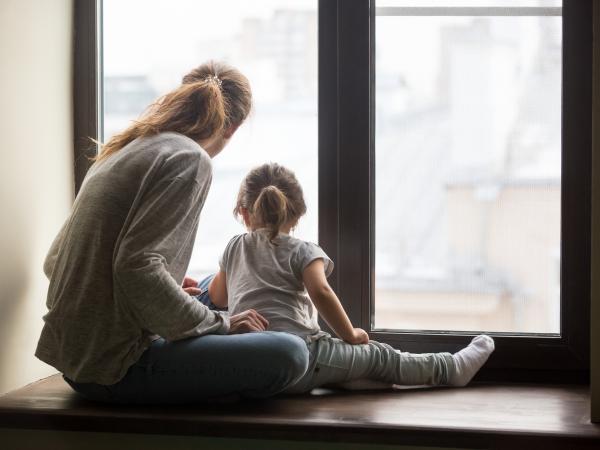 Photo of mum and child